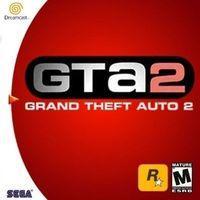 Portada oficial de Grand Theft Auto 2 para Dreamcast
