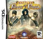 Portada oficial de de Battles of Prince of Persia para NDS