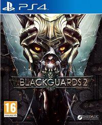 Portada oficial de Blackguards 2 para PS4