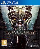 Portada oficial de de Blackguards 2 para PS4