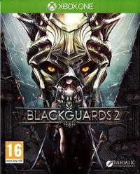 Portada oficial de Blackguards 2 para Xbox One