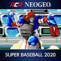 Portada oficial de Neo Geo Super Baseball 2020 para PS4