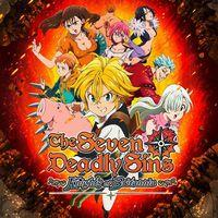 Portada oficial de The Seven Deadly Sins: Knights of Britannia para PS4