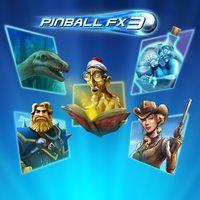 Portada oficial de Pinball FX3 para PS4