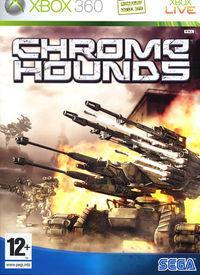 Portada oficial de Chromehounds para Xbox 360