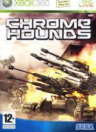 Portada oficial de de Chromehounds para Xbox 360