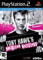 Portada oficial de de Tony Hawk's American Wasteland para PS2