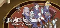 Portada oficial de Little Witch Academia: Chamber of Time para PC