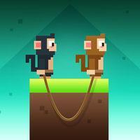 Portada oficial de Monkey Ropes para iPhone