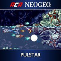 Portada oficial de NeoGeo Pulstar para PS4