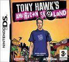 Portada oficial de de Tony Hawk's American Sk8land para NDS