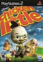 Portada oficial de de Chicken Little para PS2