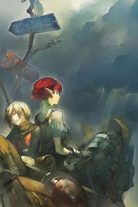 Portada oficial de Project Re Fantasy para PS4