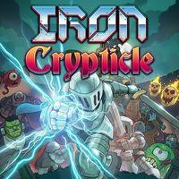 Portada oficial de Iron Crypticle para PS4