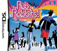 Portada oficial de The Rub Rabbits! para NDS