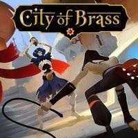Portada oficial de City of Brass para PS4