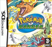 Portada oficial de Pokémon Ranger para NDS