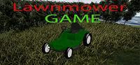 Portada oficial de Lawnmower Game para PC