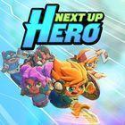 Portada oficial de de Next Up Hero para PS4