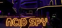 Portada oficial de Acid Spy para PC