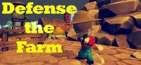 Portada oficial de Defense the Farm para PC