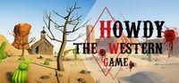Portada oficial de Howdy! The Western Game para PC