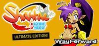 Portada oficial de Shantae: Half-Genie Hero Ultimate Edition para PC