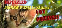 Portada oficial de Bepuzzled Kittens Jigsaw Puzzle para PC