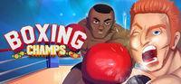 Portada oficial de Boxing Champs para PC