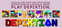 Portada oficial de Depixtion para PC