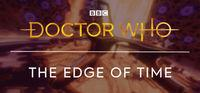 Portada oficial de Doctor Who: The Edge Of Time para PC