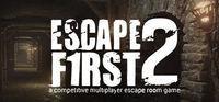 Portada oficial de Escape First 2 para PC