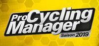 Portada oficial de Pro Cycling Manager 2019 para PC