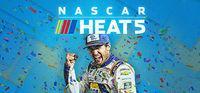 Portada oficial de NASCAR Heat 5 para PC