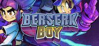 Portada oficial de Berserk Boy para PC