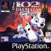Portada oficial de 102 Dalmatas: Cachorros al rescate para PS One