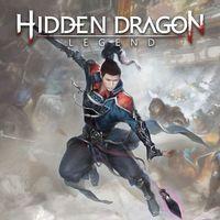 Portada oficial de Hidden Dragon: Legend para PS4