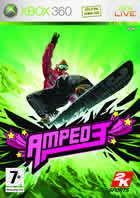 Portada oficial de de Amped 3 para Xbox 360