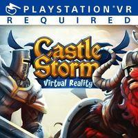 Portada oficial de CastleStorm VR para PS4
