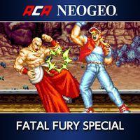 Portada oficial de NeoGeo Fatal Fury Special para PS4