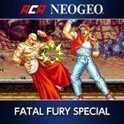 Portada oficial de de NeoGeo Fatal Fury Special para PS4
