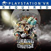 Portada oficial de One Piece: Grand Cruise para PS4