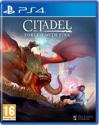 Portada oficial de Citadel: Forged With Fire para PS4