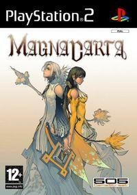 Portada oficial de Magna Carta: Tears of Blood para PS2