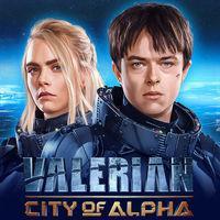 Portada oficial de Valerian: City of Alpha para iPhone