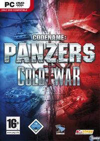 Portada oficial de Codename Panzers: Cold War para PC