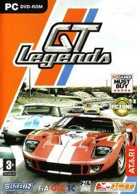Portada oficial de GT Legends para PC