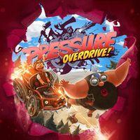 Portada oficial de Pressure Overdrive para PS4