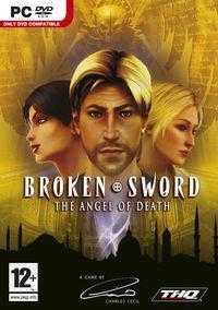 Portada oficial de Broken Sword: The Angel of Death para PC
