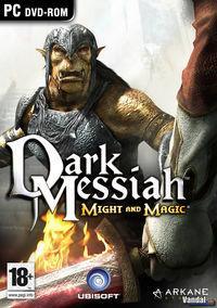 Portada oficial de Dark Messiah of Might & Magic para PC